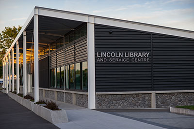 New Lincoln Library